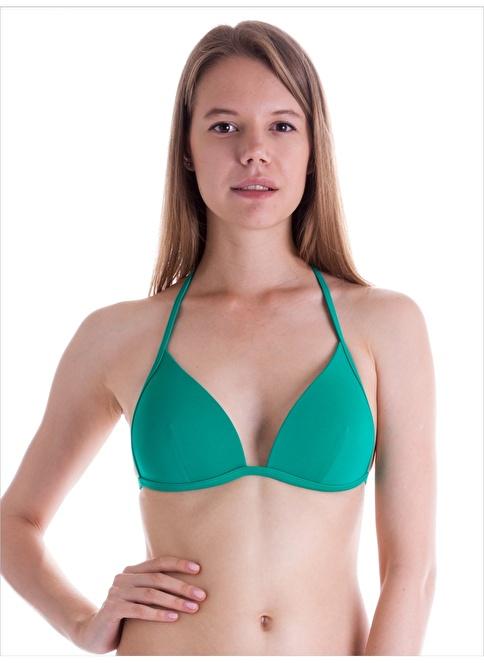 Ayyıldız Bikini Üst Yeşil